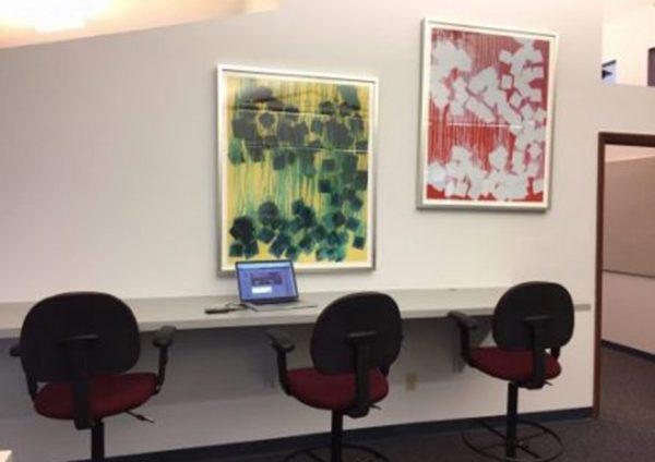 Countertop workspace